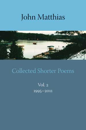 Collected Shorter Poems Vol. 2