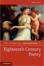 Cambridge Introduction to Eighteenth-Century Poetry